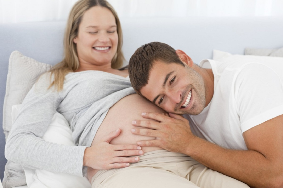 6 maneras de facilitar el embarazo a tu pareja