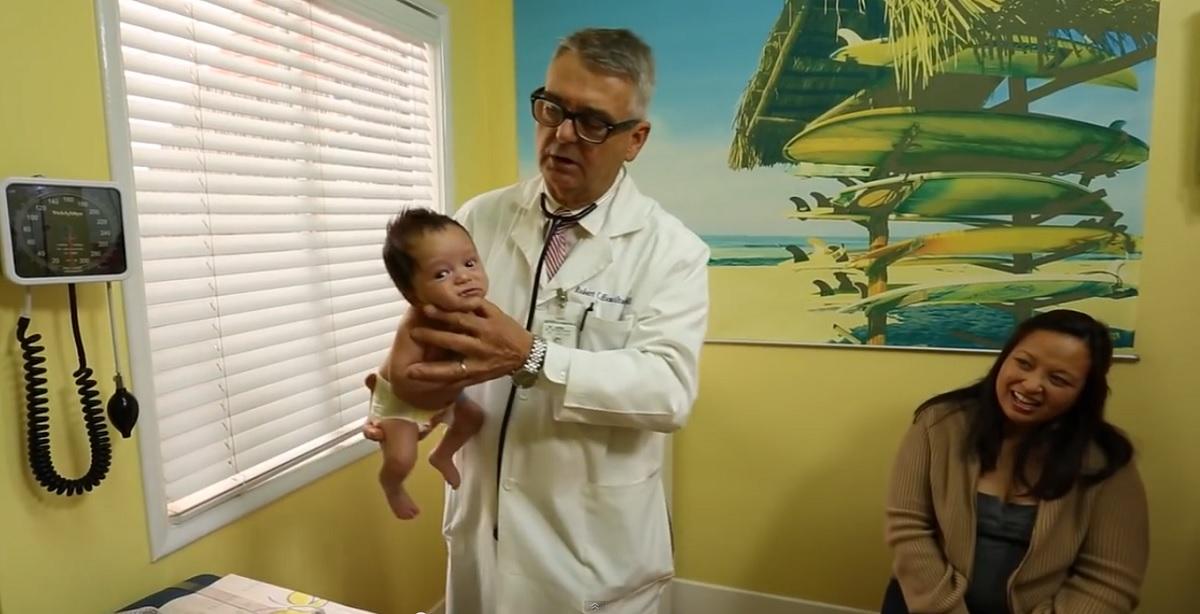Descubre el método Hamilton para que los bebés dejen de llorar