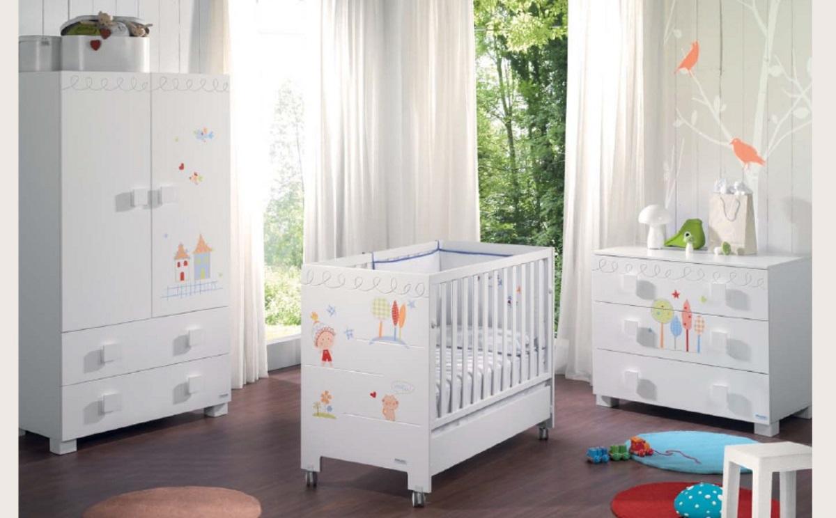 Decora el cuarto de tu bebé basándote en la armonía del Feng Shui