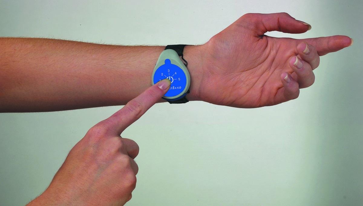 ReliefBand, una pulsera para decir adiós a las náuseas del embarazo