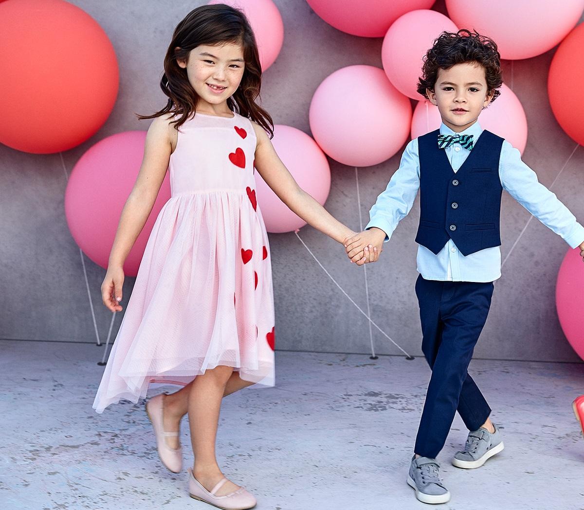 Colección San Valentín de H&M para niñas