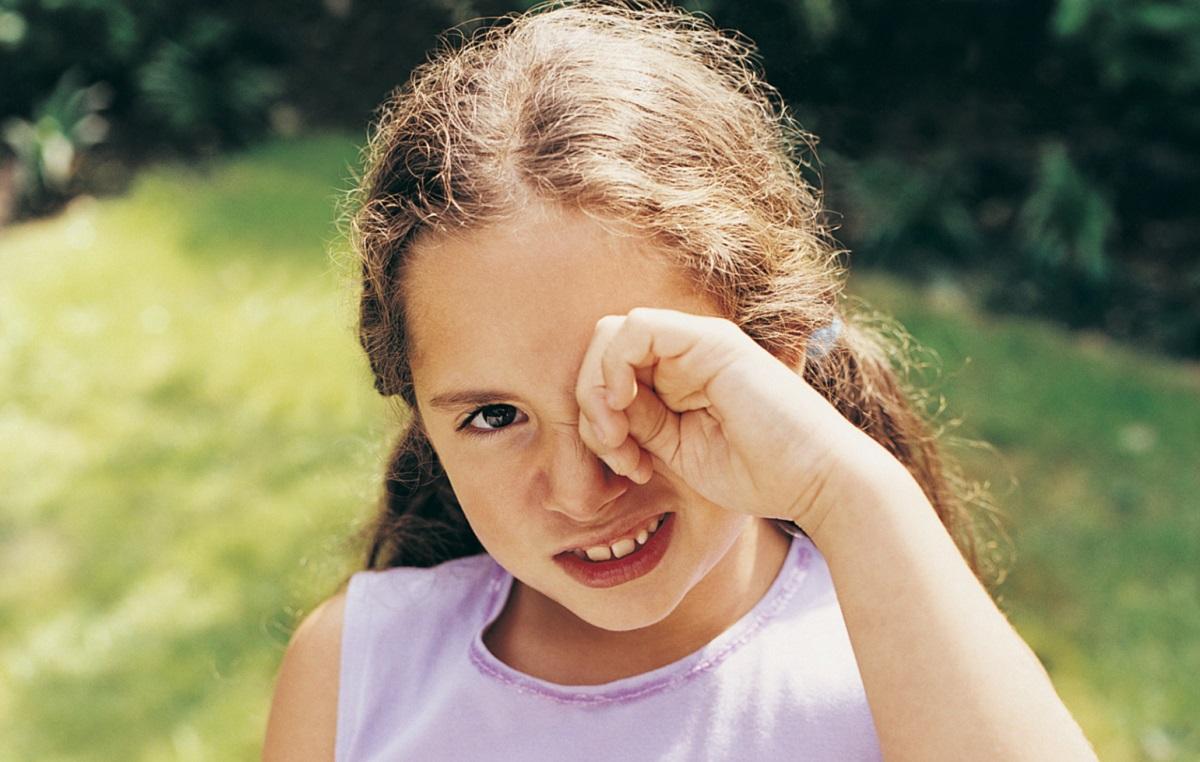 Síntomas que indican que tu hijo tiene problemas de visión