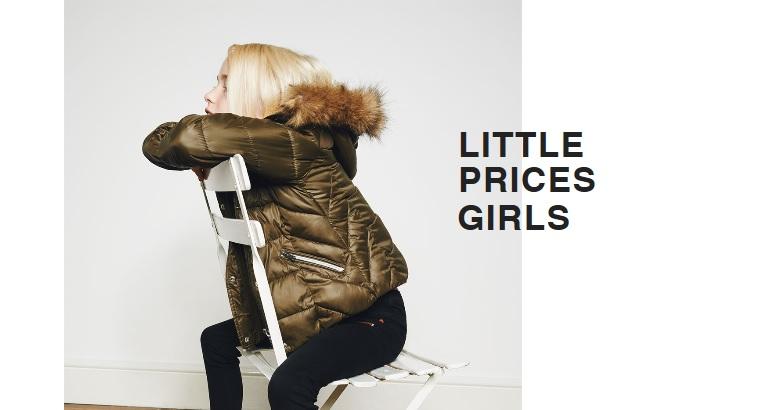 """""""Little Prices"""" de Zara para niñas"""