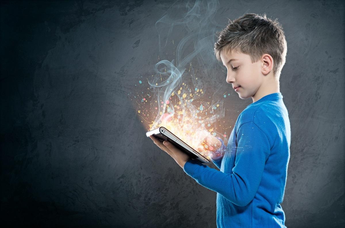 Ventajas de que los niños usen Internet