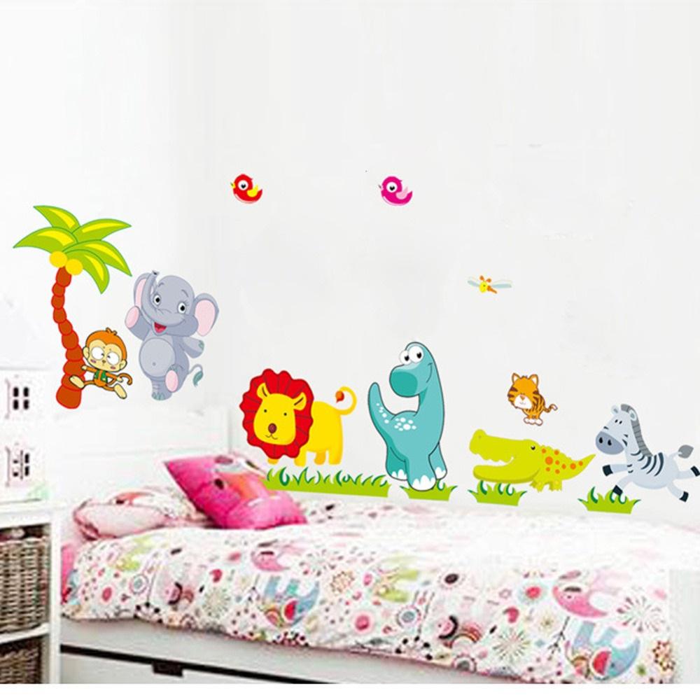 Consejos para elegir el papel pintado para el cuarto de los niños