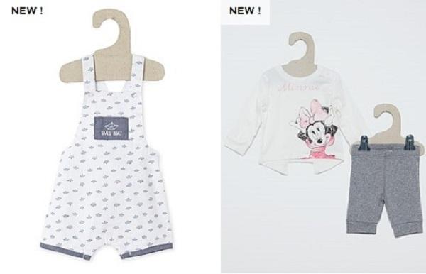 ropa de bebe nina kiabi