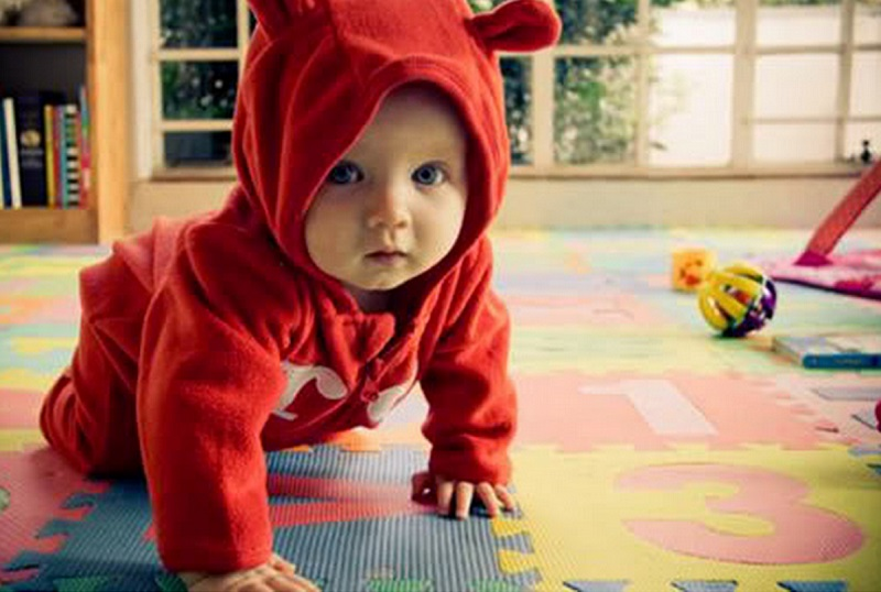 Ponerle a los bebés los nombres de marcas, la última moda