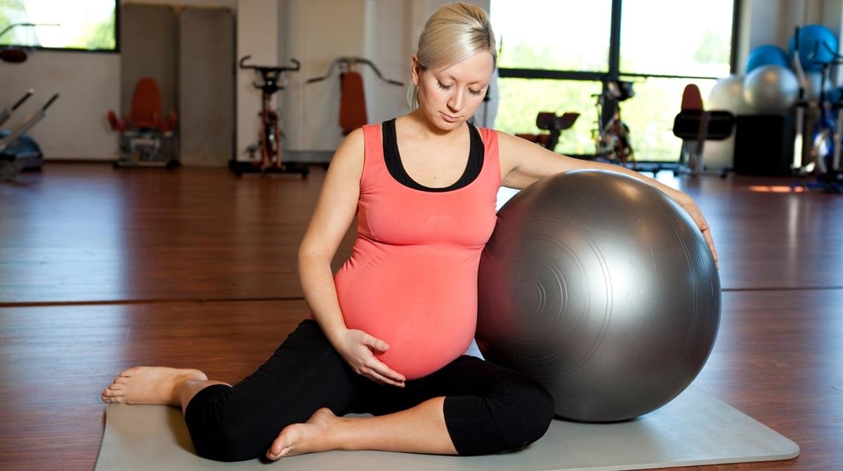 Ejercicios en el tercer trimestre del embarazo