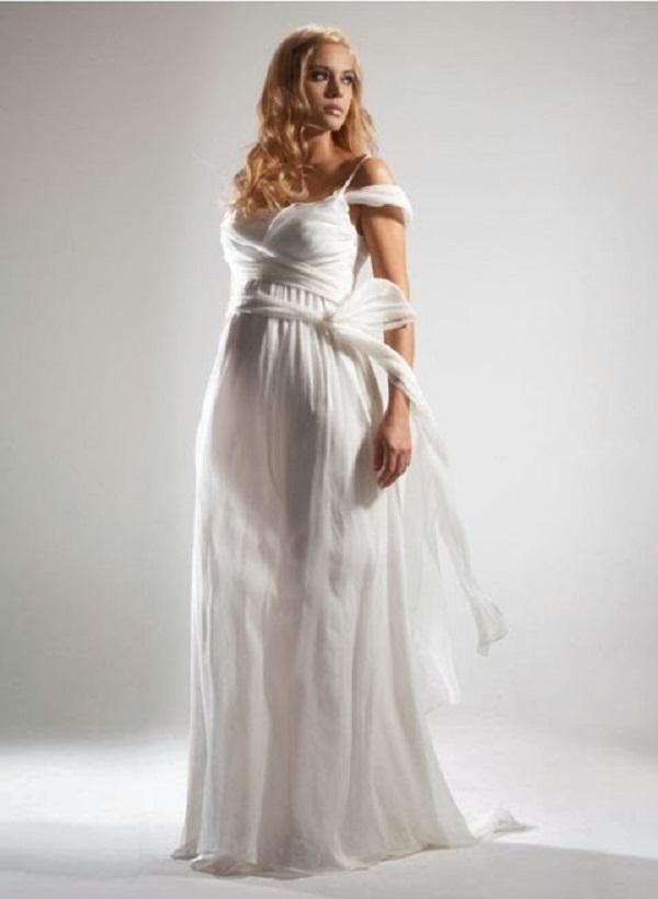 ef17bc10c Consejos para comprarte tu traje de novia si estás embarazada