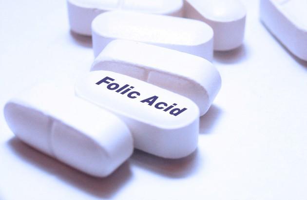 Como tomar acido folico 5mg