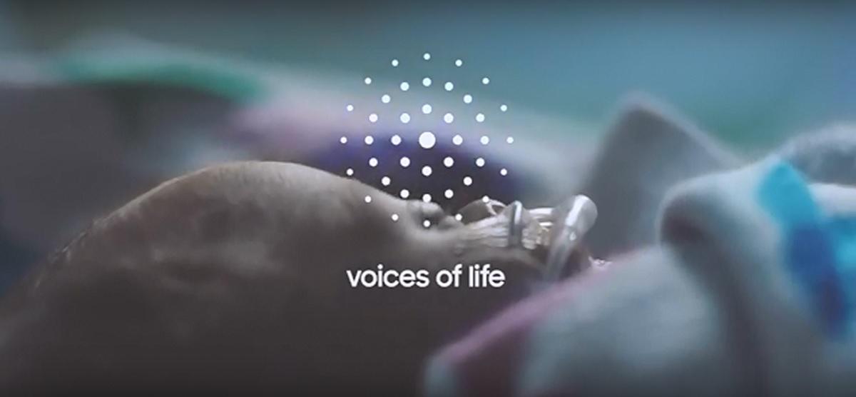 Voces de Vida, la app que conecta a la madre con su bebé prematuro