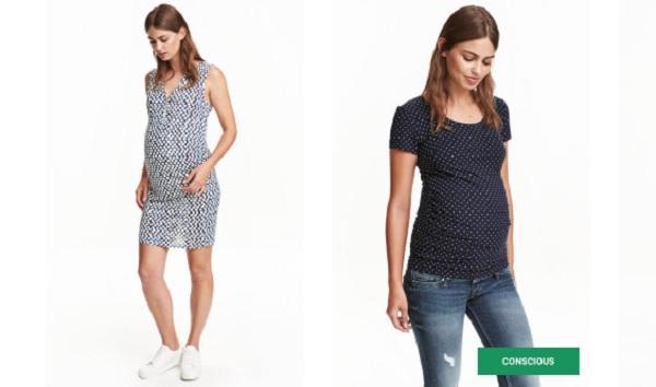 disponibilidad en el reino unido c2f63 97501 Novedades veraniegas de H&M en ropa premamá