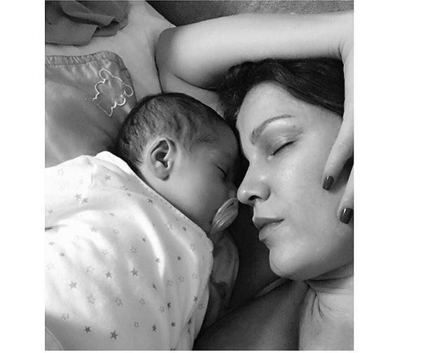 Jaydy Michel y Rafa Márquez presentan a su bebé