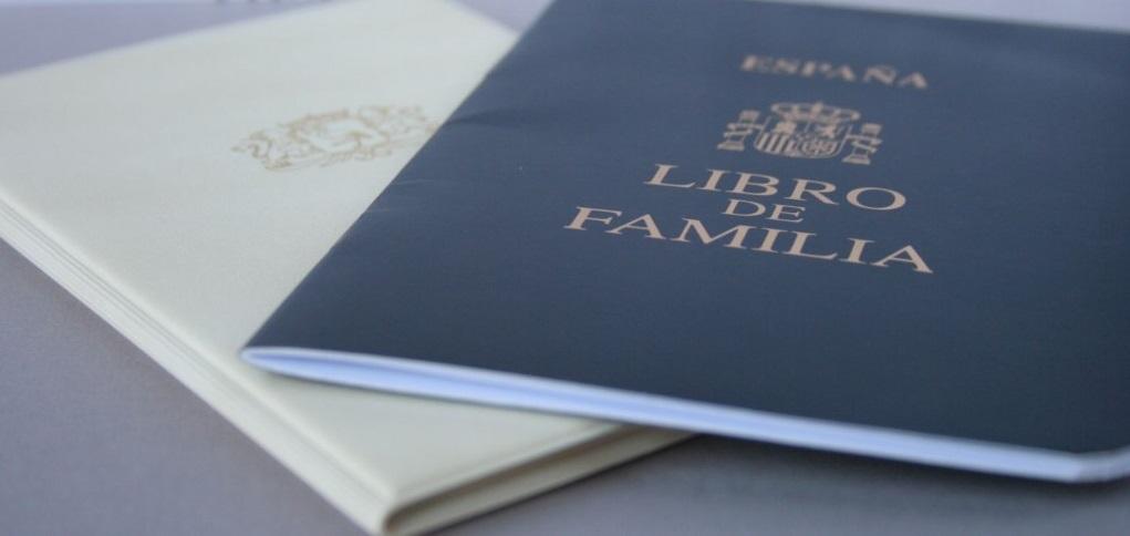 Todo lo que necesitas saber sobre el libro de familia