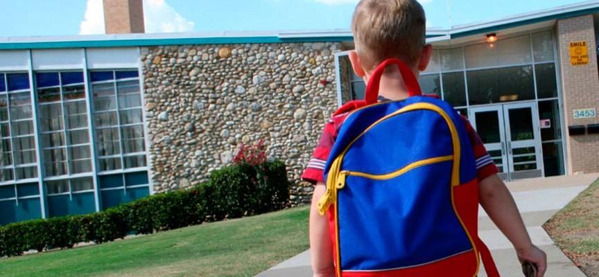 El primer día de colegio de tu hijo. ¿Cómo afrontarlo?