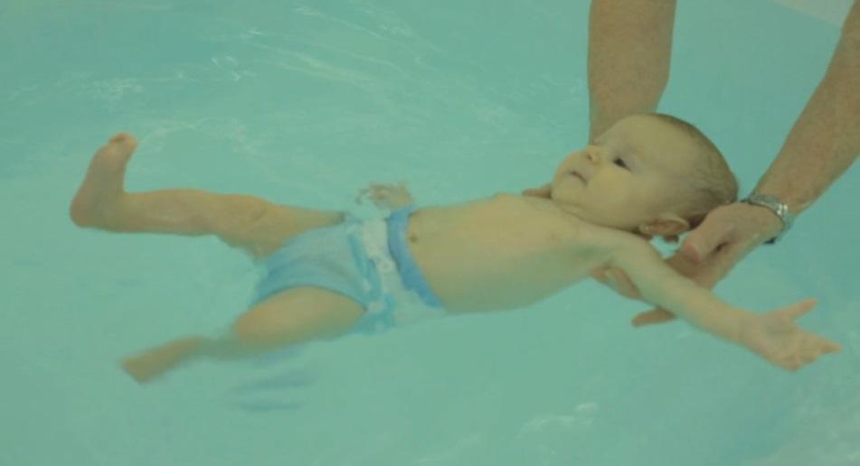 Baby Spa, el cuidado de bebés que marca tendencia entre las celebrities