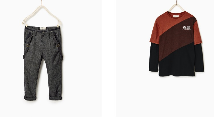 Winter Collection, la nueva colección de Zara para niño