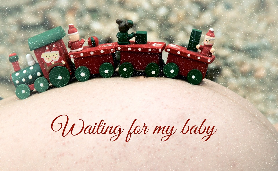 Embarazada en Navidad. Consejos a tener en cuenta