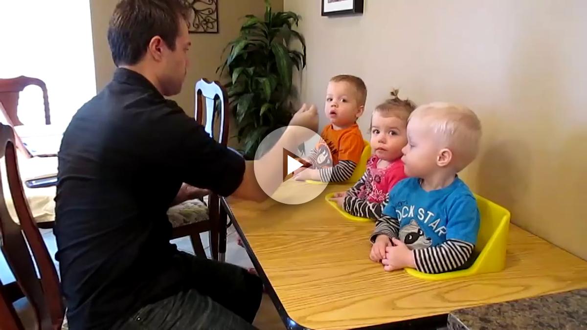 videoclip de un padreplay