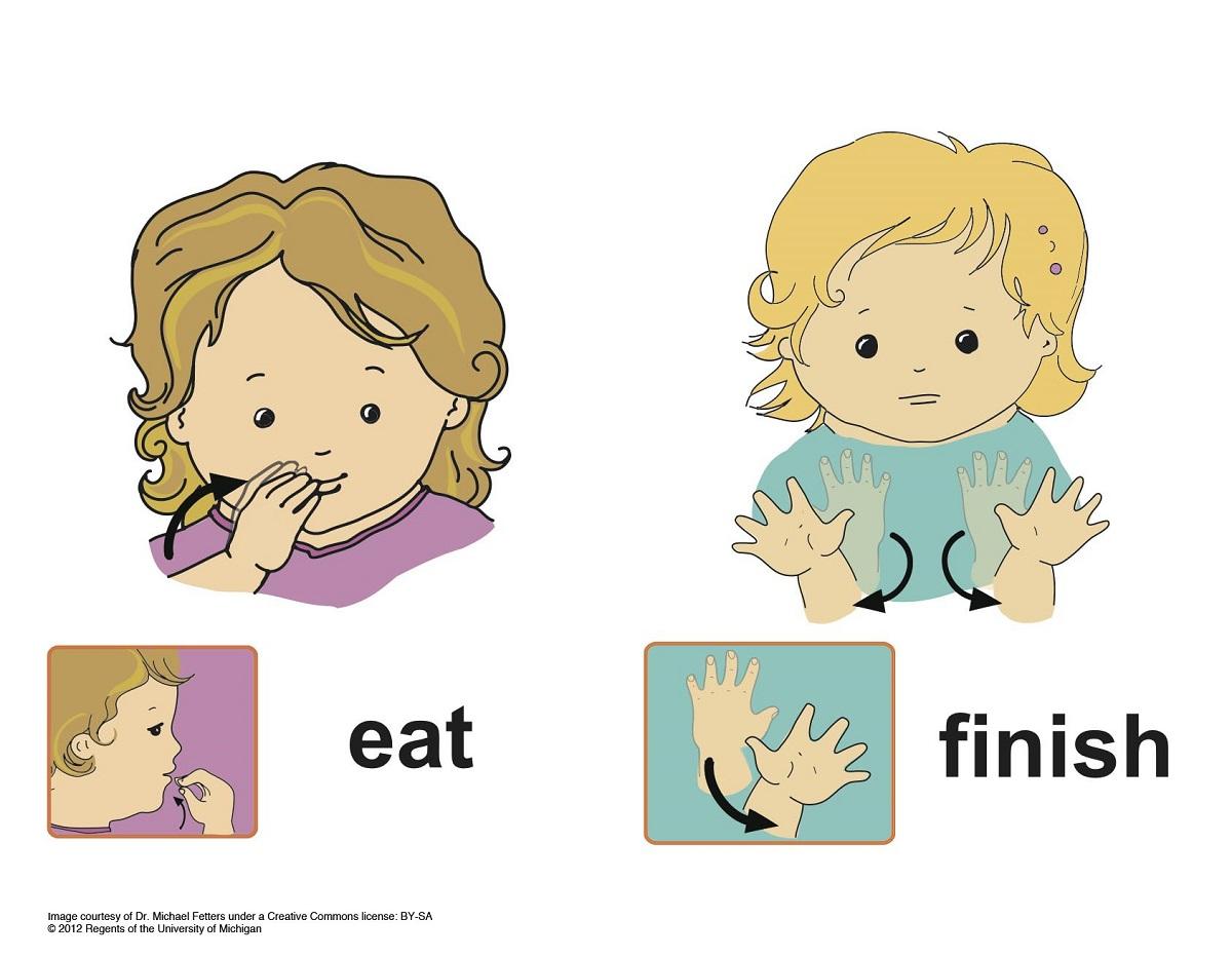 baby signs y sus ventajas