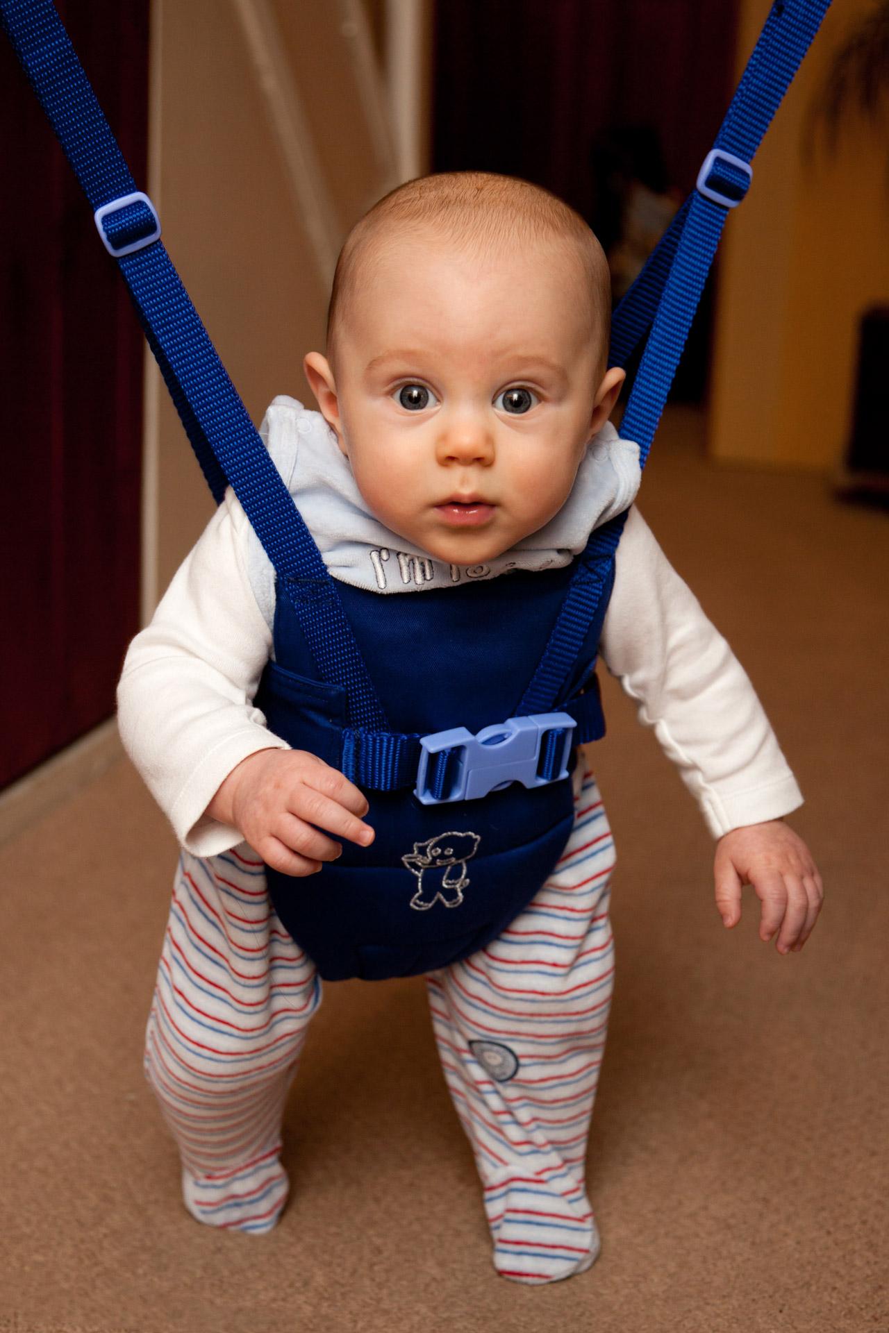 saltador de puerta para bebe