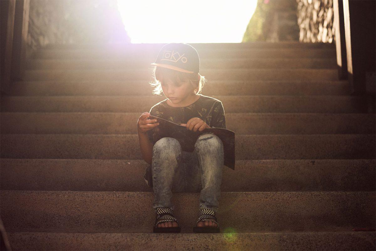 Zara para niño