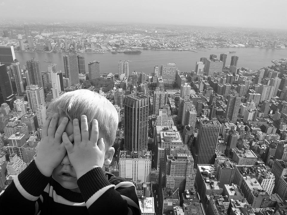 Miedos más frecuentes en los niños