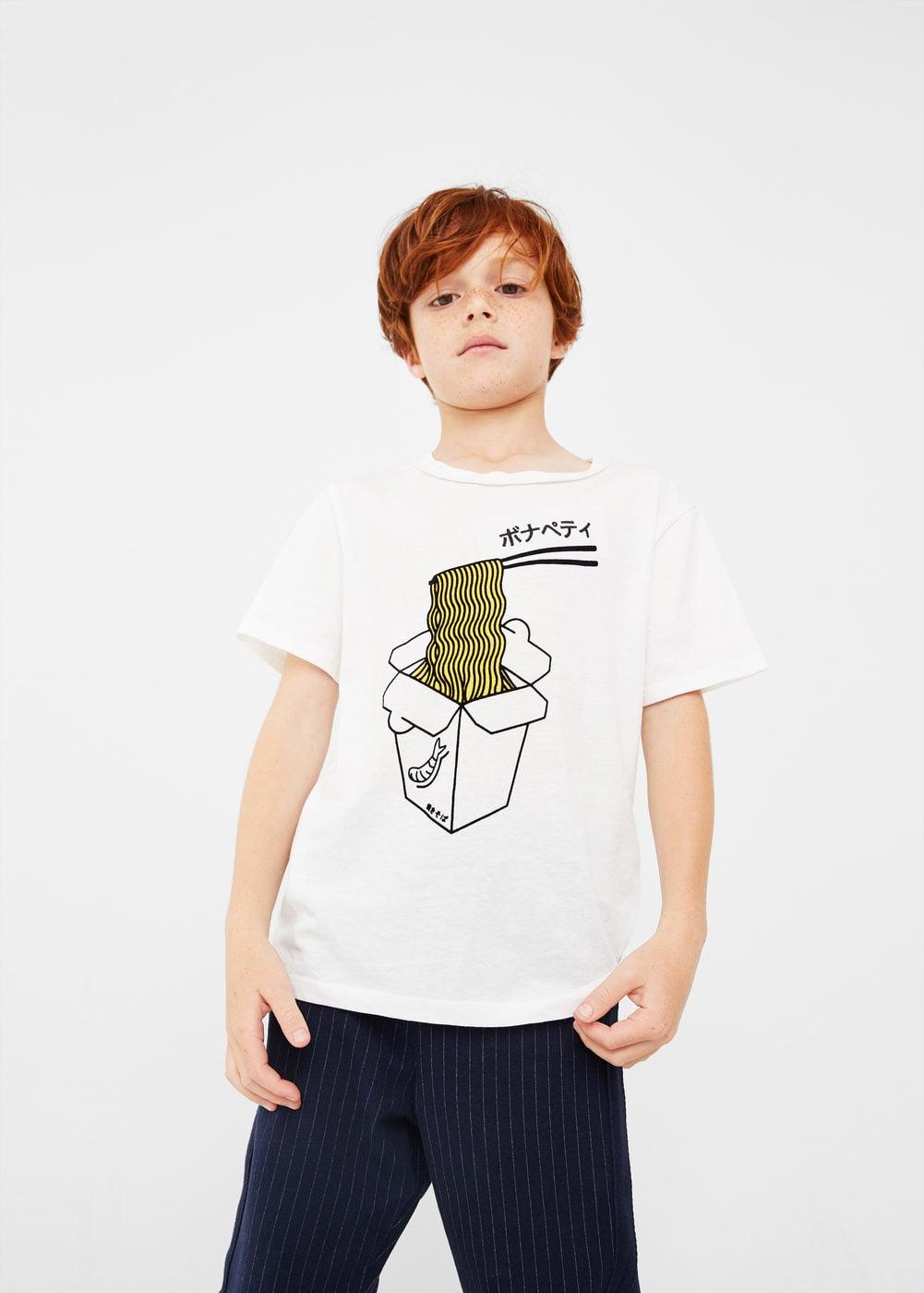 mango camiseta