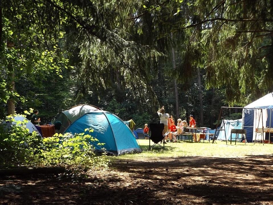 alojamientos vacacionales: camping