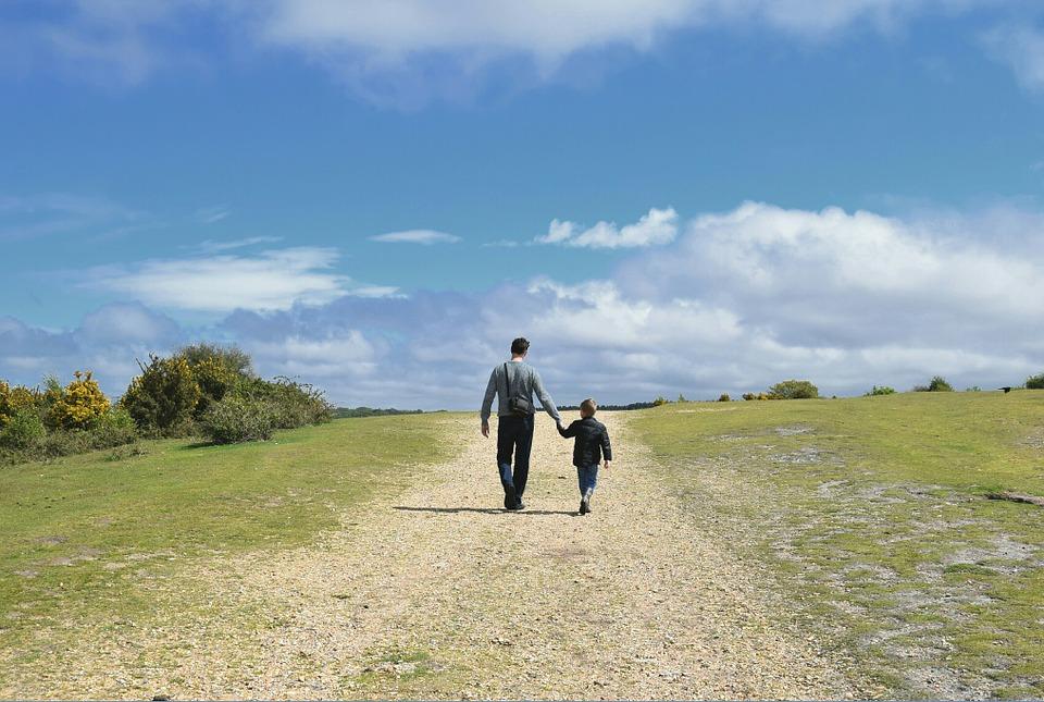 Vacaciones en el campo con niños