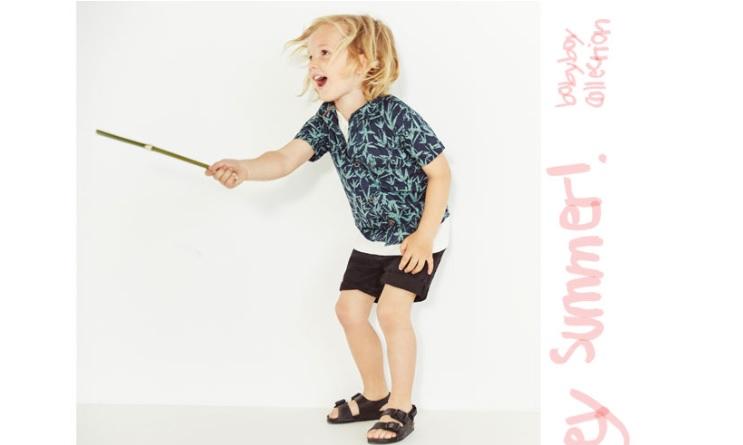 Zara y sus novedades para bebés niños