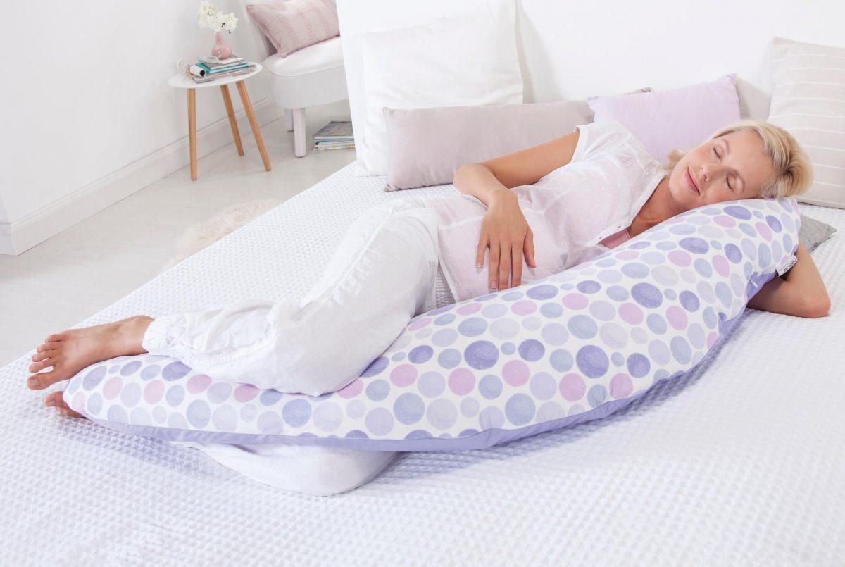 Almohada para embarazadas