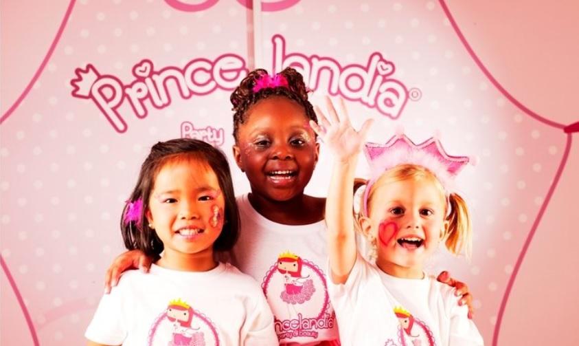 Princelandia, el lugar de moda entre las pequeñas