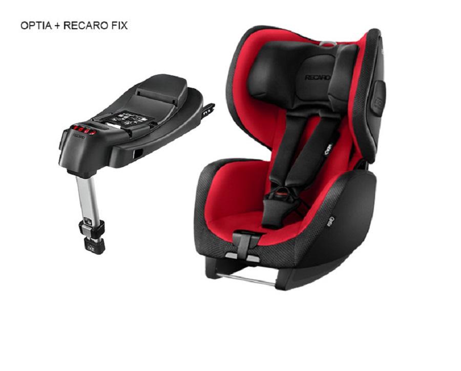 Atenci n dos sillas de coche recaro tienen problemas de for Sillas seguridad coche