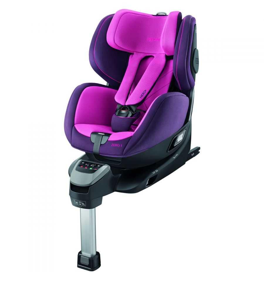 atenci n dos sillas de coche recaro tienen problemas de. Black Bedroom Furniture Sets. Home Design Ideas
