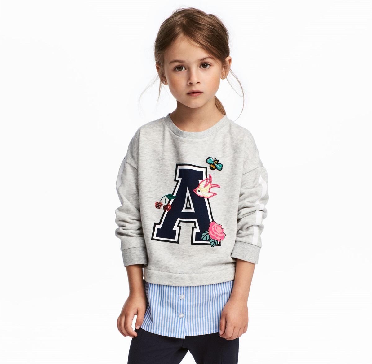 Conoce la colección H&M y su vuelva al cole para niñas