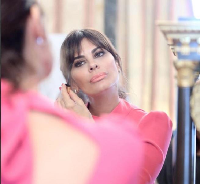 La modelo María José Suárez ya ha tenido a su bebé