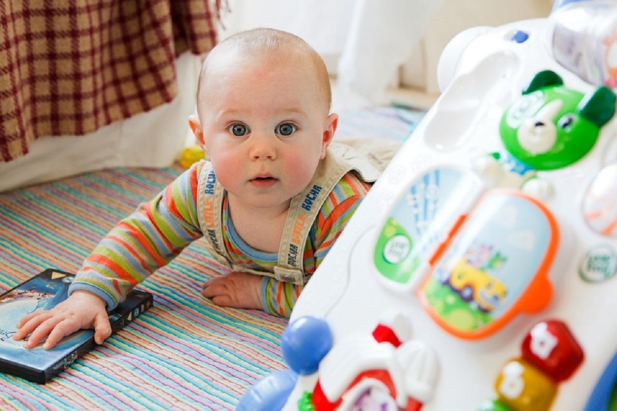 Señales que indican que el bebé tiene una alta capacidad