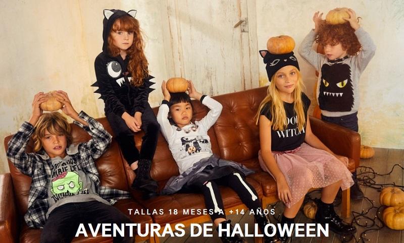 Conoce la colección Aventuras de Halloween de H&M para niñas
