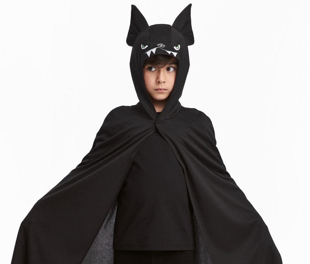 Las propuestas de la colección Aventuras de Halloween de H&M para niño