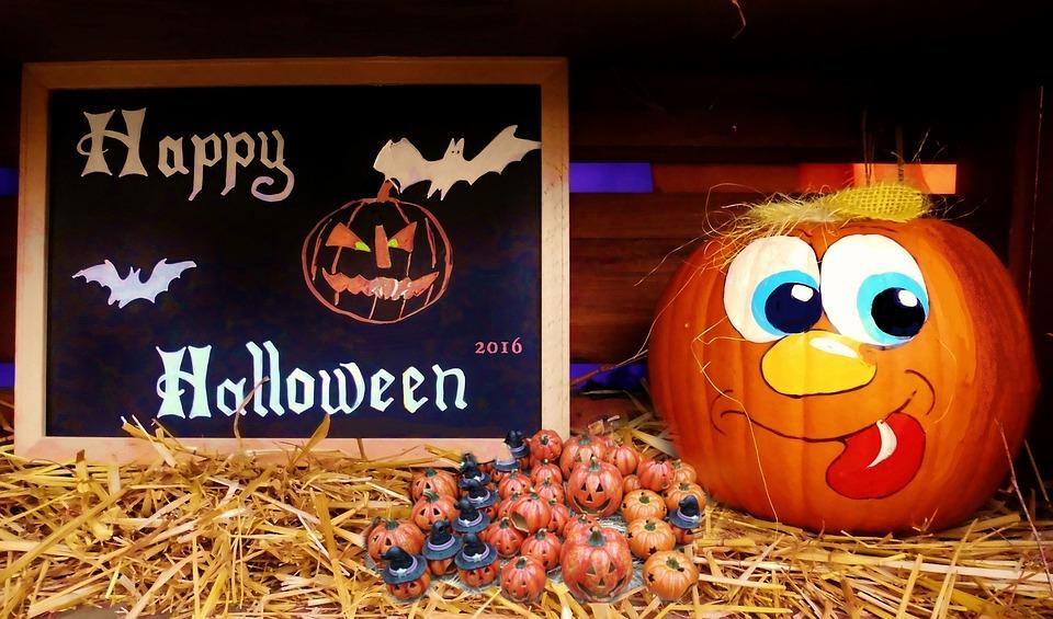 Algunas propuestas de manualidades de Halloween