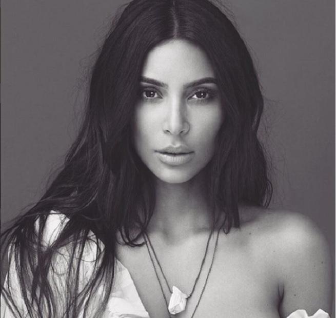 Por error, Kim Kardashian ha contado el sexo de su nuevo bebé