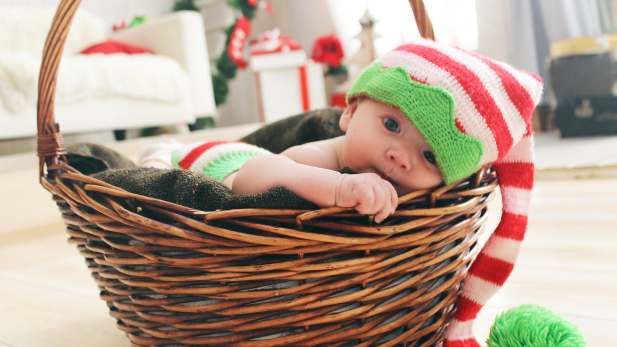 Las mejores propuestas de la colección navideña de H&M para bebé