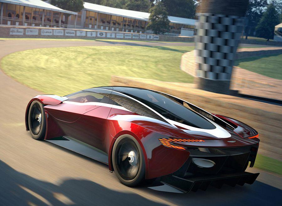 Aston Martin Gran Turismo