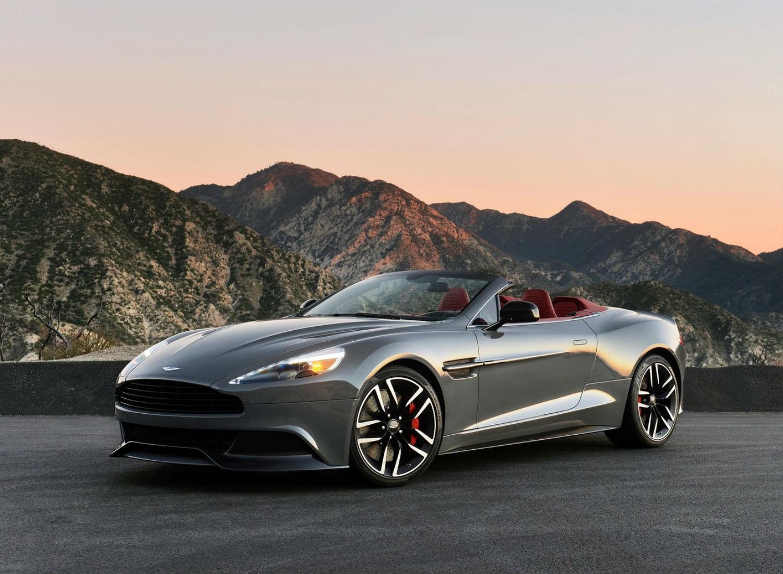Aston Martin Vanquish Volante, 5 pasos para convertirse en la joya de la corona