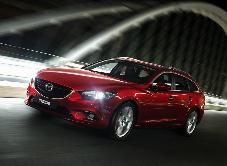 Berlinas: Mazda6 2.2 Skyactiv-D