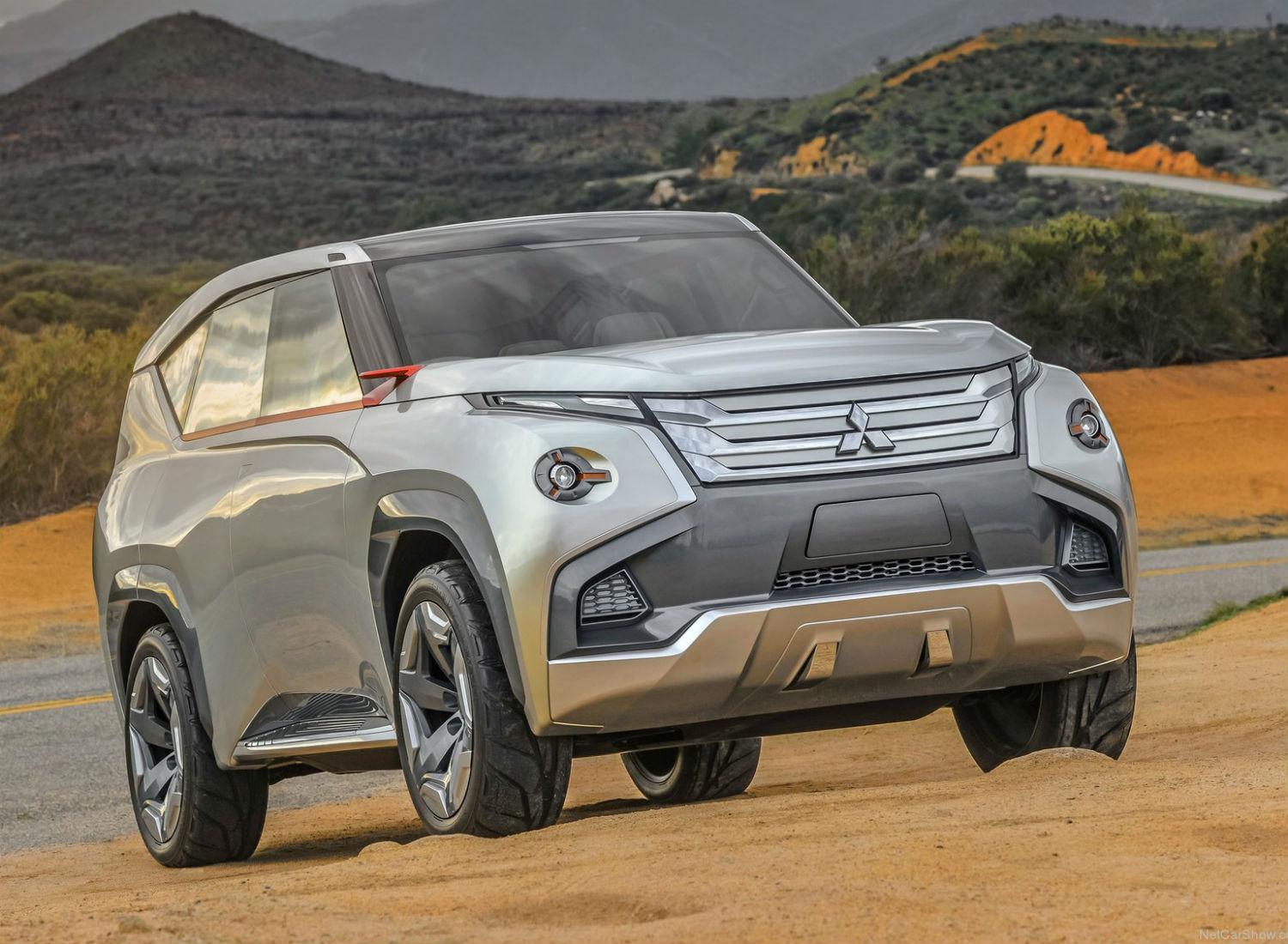 Mitsubishi GC PHEV Concept