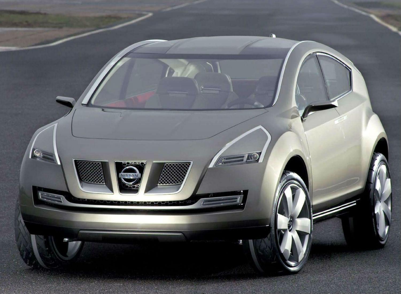 Nissan Qashqai Concept 2004