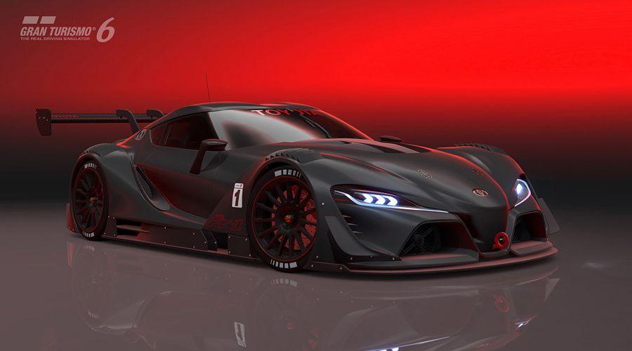 Toyota FT1 Gran Turismo