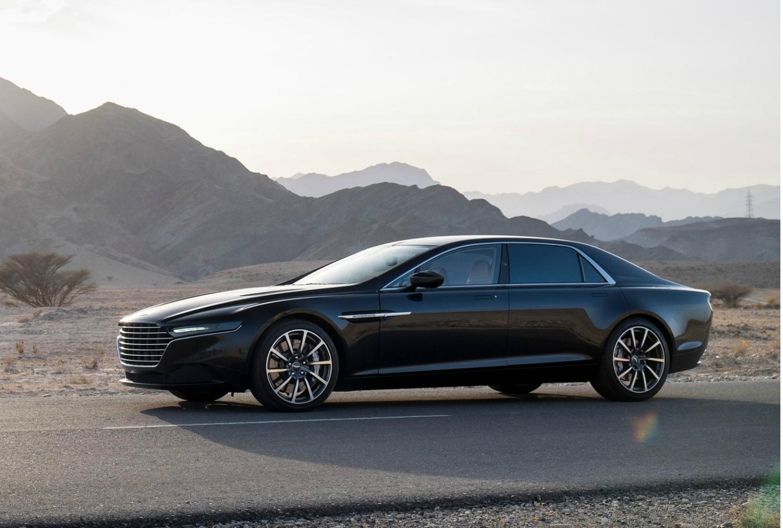 Un Aston Martin para sentirse como un jeque árabe